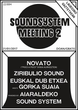 Sound System Meeting 2